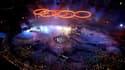 La cérémonie d'ouverture des JO 2012