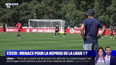 La reprise de la Ligue 1 menacée par 18 joueurs testés positif au Covid-19
