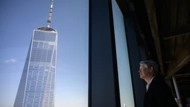 One WTC, gratte-ciel symbole de la résilience new-yorkaise