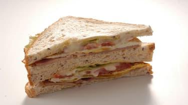 Un club sandwich