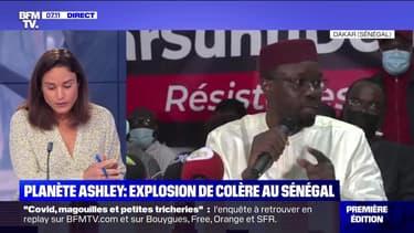 Explosion de colère au Sénégal - 09/03