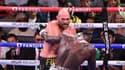 Tyson Fury a battu Deontay Wilder par KO