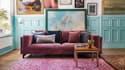 Le best seller de Bemz, qui sublime les canapés Ikea avec des housses très haut de gamme: celles en velours, parmi les plus chères.