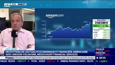 USA Today : Des résultats excellents pour Amazon au premier trimestre 2021 par Gregori Volokhine - 30/04