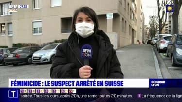 Féminicide à Lyon: le suspect arrêté en Suisse