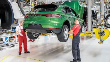 Avec les bons résultats financiers enregistrés l'an dernier, Porsche a encore augmenté la prime annuelle versée à ses salariés.