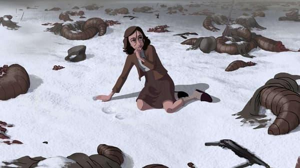 """""""Le Journal d'Anne Frank"""", le nouveau film d'Ari Folman"""