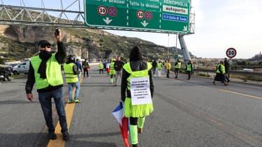 Les gilets jaunes ont pris part à la manifestation de la CGT
