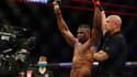Francis Ngannou à l'UFC