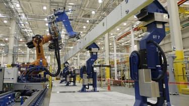 Vingt millions d'emplois industriels seraient menacés dans le monde par la robotisation.