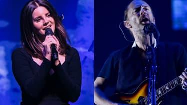 Lana Del Rey accusée d'avoir plagié une chanson du groupe Radiohead