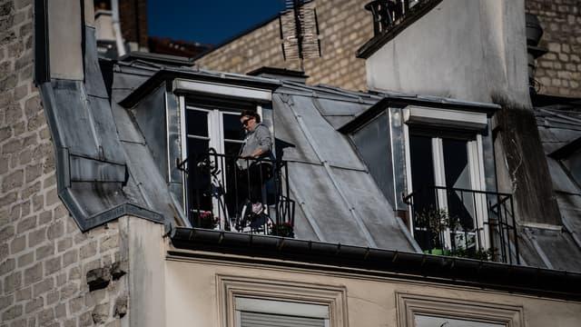 Même petit, un balcon ça compte
