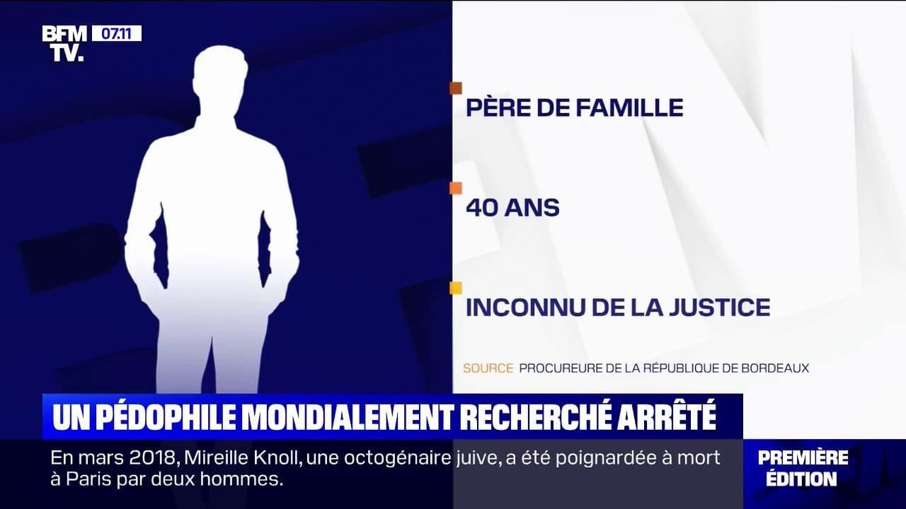 L'un des pédophiles les plus recherchés au monde a été arrêté en Gironde