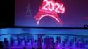 La cérémonie de présentation du dossier de candidature de Paris 2024