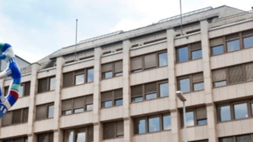 Netflix Luxembourg est domicilié dans un immeuble de location de bureaux de Regus