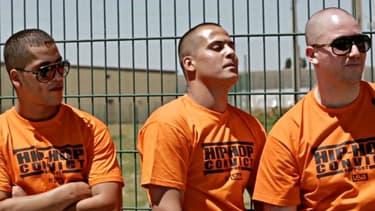 Shtar Académy: Un groupe de détenus chante depuis leur prison