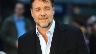 L'acteur Russell Crowe en 2015.