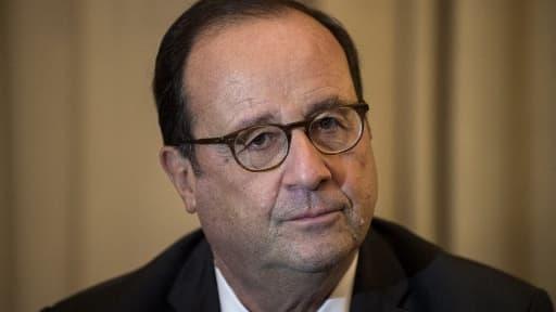 L'ancien président de la République François Hollande