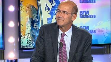 Patrick Kron, le PDG d'Alstom, était l'invité de Grégoire Favet dans Good Morning Business ce 22 décembre.