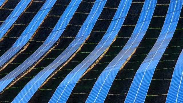 Le géant pétrolier français vient de débuter les travaux d'une nouvelle centrale solaire au Japon. (image d'illustration)