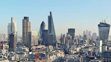 La City de Londres, épicentre financier du Royaume-Uni se prépare aux conséquences du Brexit