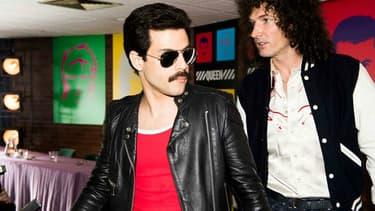 Rami Malek est Freddie Mercury