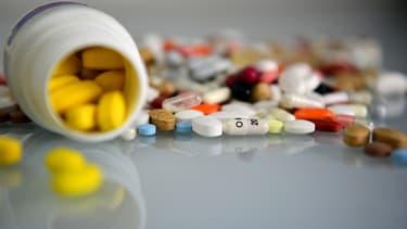 L'hôpital Bichat a été victime de vols de médicaments entre février et mars (Photo d'illustration).
