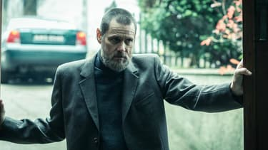 Jim Carrey dans Dark Crimes