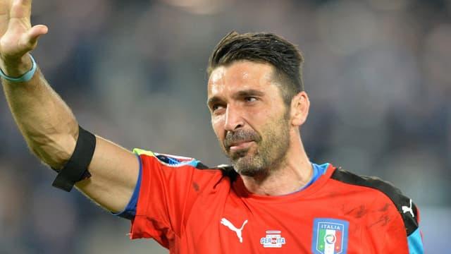 Gianluigi Buffon est l'un des joueurs les plus classes du monde