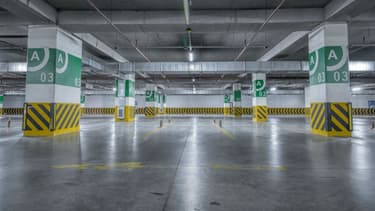 Le prix moyen d'une place de parking en France est de 22.277 euros.