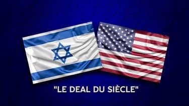"""Qu'est-ce que ce """"deal du siècle"""" proposé par Trump entre Israël et la Palestine et peut-il réellement aboutir ?"""