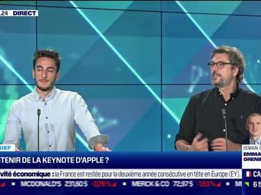 Que retenir de la Keynote d'Apple,... Le débrief de l'actu tech du lundi - 07/06
