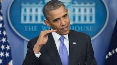 Barack Obama devrait jouer la carte de la prudence, concernant les négociations avec l'Union européenne.