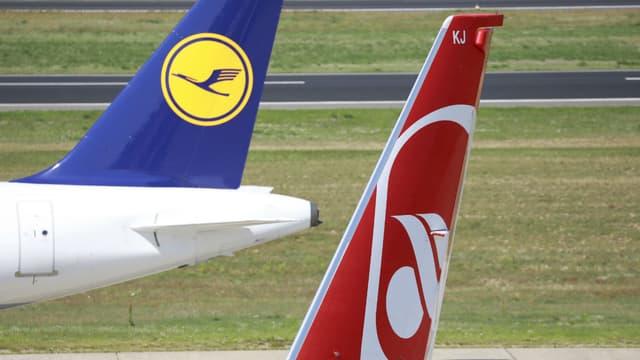 Lufthansa prêt à avaler Air Berlin
