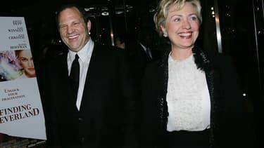Harvey Weinstein est un soutien historique du clan démocrate et des Clinton.