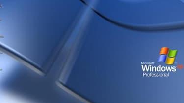 Windows XP représente encore un quart du parc mondial de PC.