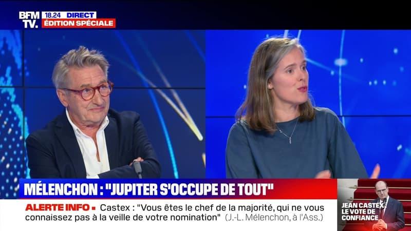 Story 6: La réponse de Jean-Luc Mélenchon à Jean Castex - 15/07