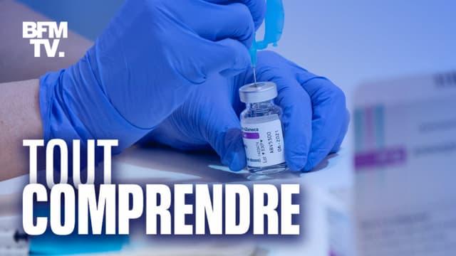 Un vaccin de la firme AstraZeneca