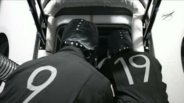 Deux ingénieurs de la Nasa en charge du décollage de CrewDragon