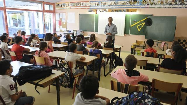 Les enseignants de REP+ touchent déjà une indemnité annuelle de 2312 euros bruts. (Photo d'illustration)