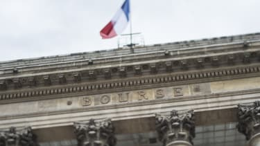 La Bourse de Paris est dans le vert.
