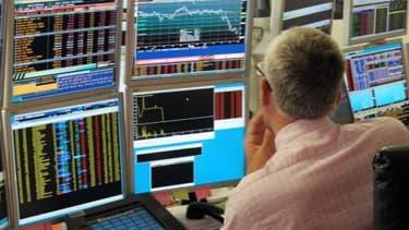 Les grandes entreprises n'ont que partiellement bénéficier du recul des taux sur le marché.