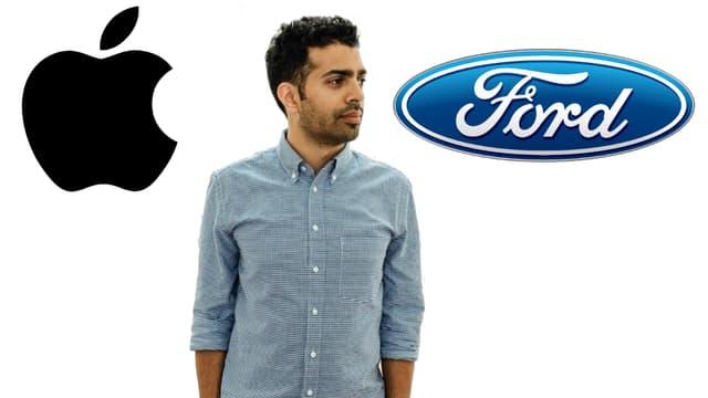 Après Apple, Nike ou encore Burberry, Musa Tariq, un Britannique de 34 ans, va tenter de donner un coup de jeune à la marque Ford.