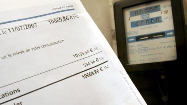 Un rapport rendu au Sénat prévoit que le montant moyen d'une facture d'éléctricité passe à 1307 euros en 2020.