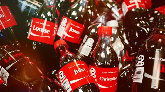 En permettant aux consommateurs de personnaliser leur canette, Coca-Cola a redressé ses ventes