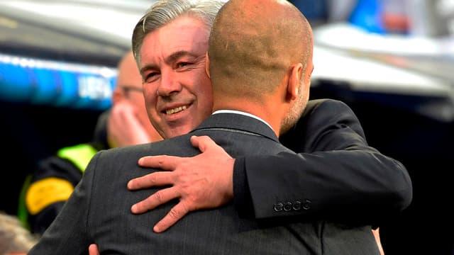 Passage de témoin entre Carlo Ancelotti et Pep Guardiola ?