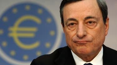 Mario Draghi pourra agir en mars.