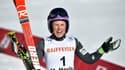 Après son titre mondial obtenu à Saint-Moritz, en février, la skieuse française Tessa Worley a décroché le globe en slalom géant.