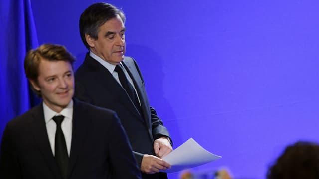 François Baroin pourrait être le Premier ministre de François Fillon s'il emportait la présidentielle.