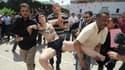 Trois membres des Femen, deux Françaises et une Allemande, ont été interpellées le 29 mai dernier à Tunis, alors qu'elles venaient soutenir la militante Amina.